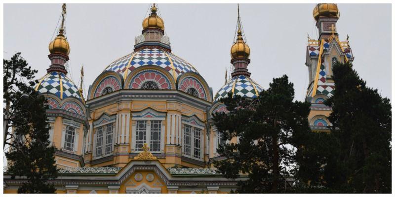 Camper Drachten Singapore Rusland Irkutsk kerk