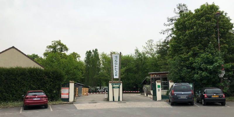 Camping Huttopia Versailles Frankrijk