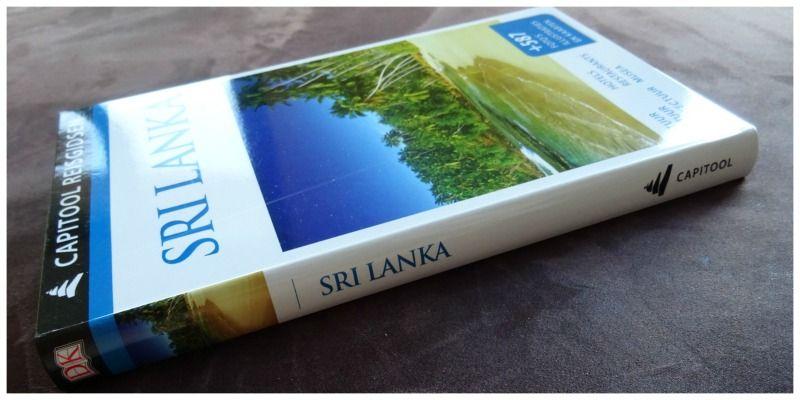 Capitool reisgids Sri Lanka liggend