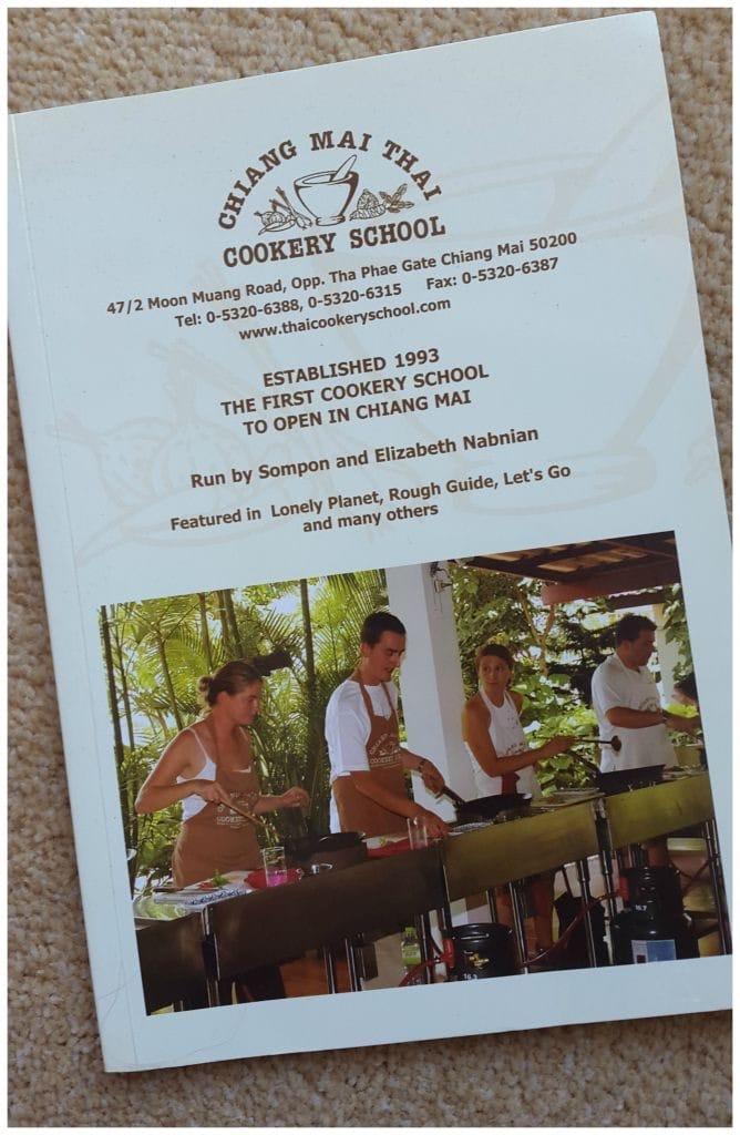 Chiang Mai Thai Cookery School kookboek