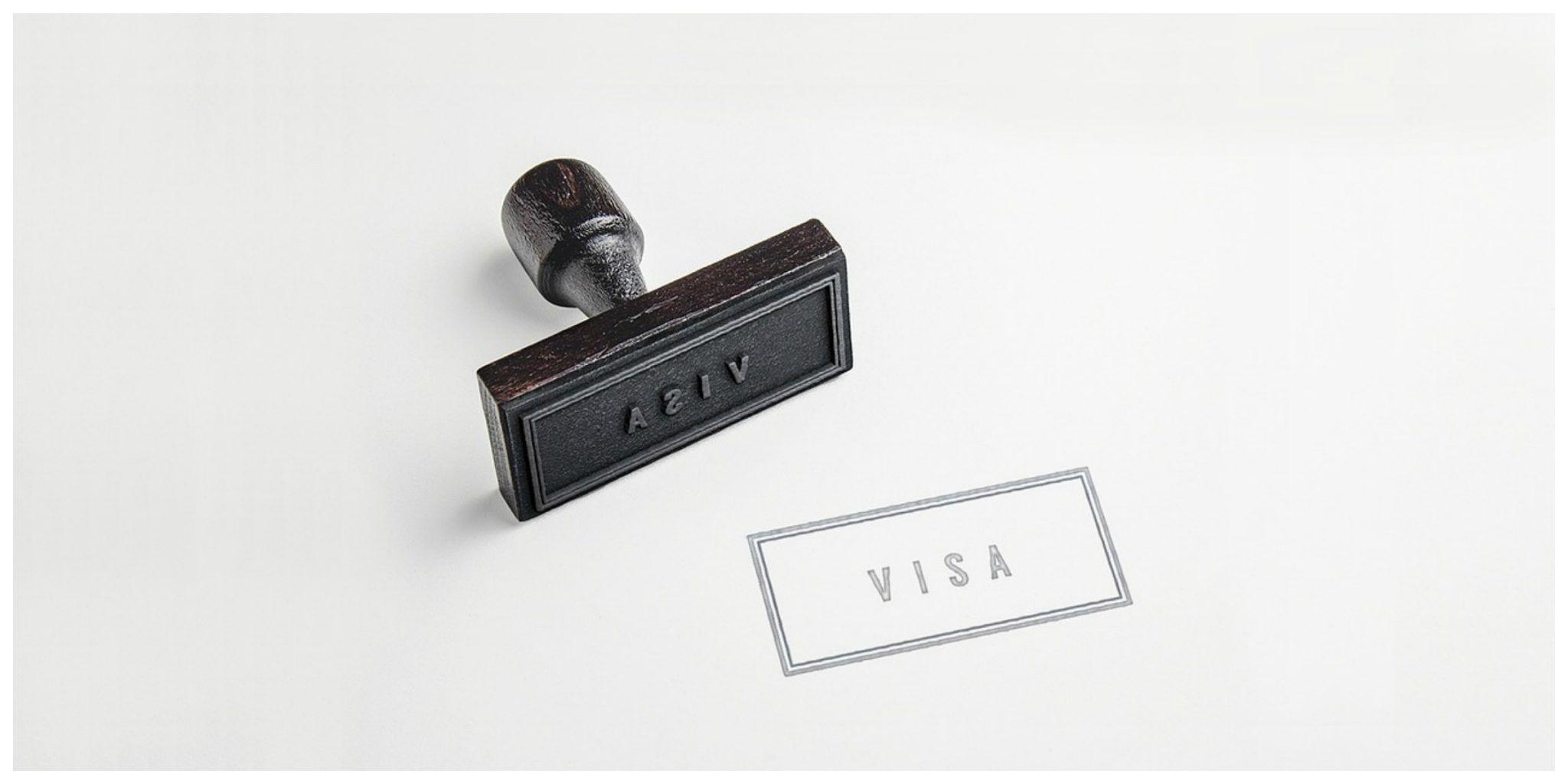 reisleed visumaanvraag