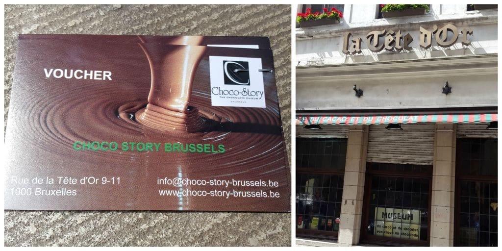 Choco-Story Brussel
