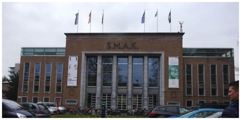 CityCard Gent SMAK