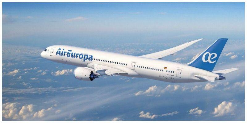 Yolanda Air Europa