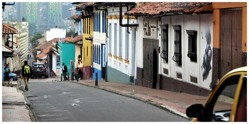 Colombia straatje