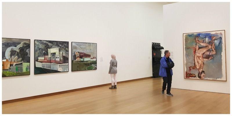 Cultuur snuiven in Moco- en het Stedelijk Museum Amsterdam