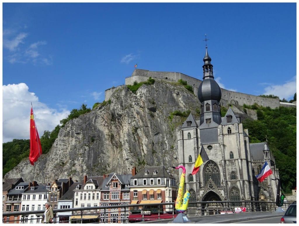 Dinant Belgie Wallonie Benelux