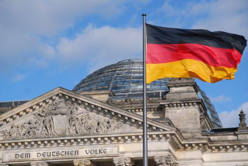 Duitsland Berlijn Reichstag Duitse stedentrip met de kids