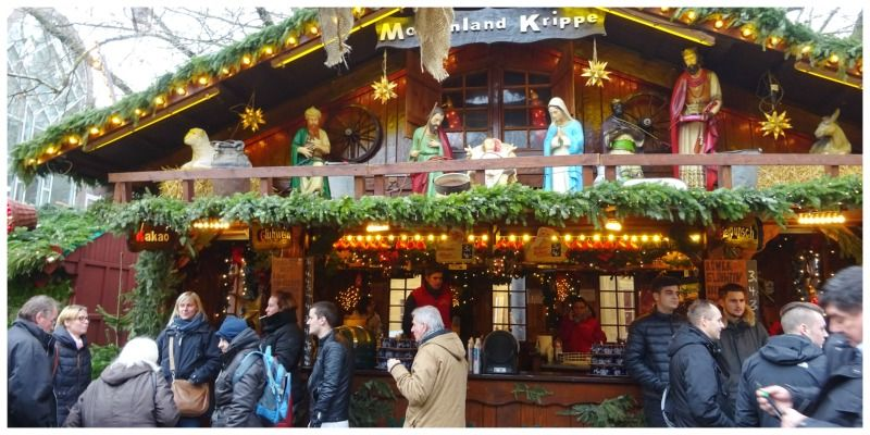 Duitsland | Kerstmarkt Hannover 'the most wonderful time of the year'