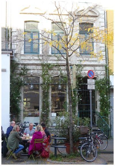 Duitsland Keulen Ehrenfeld & Belgisches Viertel