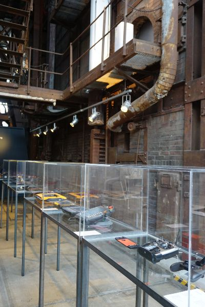 Duitsland Ruhrgebied Red dot museum