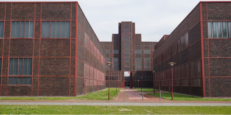 Duitsland Ruhrgebied Zollverein (1)