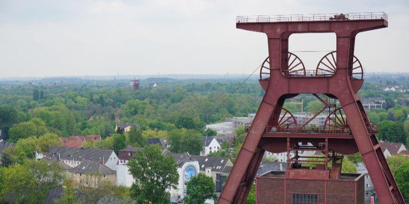 Ruhrgebied, industrieel erfgoed, kunst(werken) en groene zones