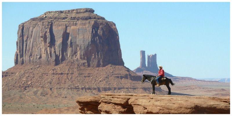 ESTA Amerika Gran Canyon cowboy