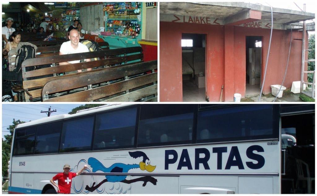 Filipijnen bus