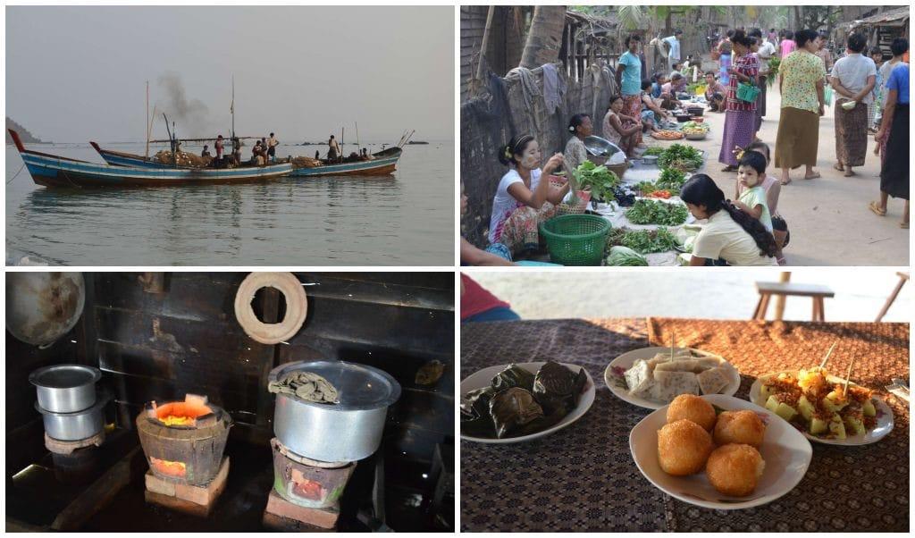 Food & Travel Tag Myanmar