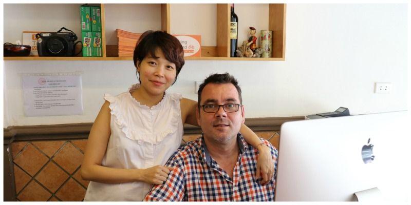 Friends Travel Vietnam Sidney en Thao