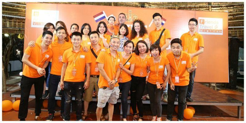 Friends Travel Vietnam team
