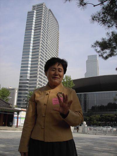 Gangnam Seoul Zuid-Korea Bongeunsa