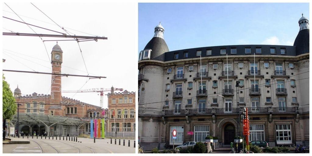 Gent station St.Pieter