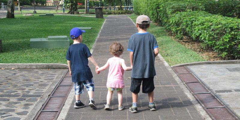 Guatemale kids Sylvie