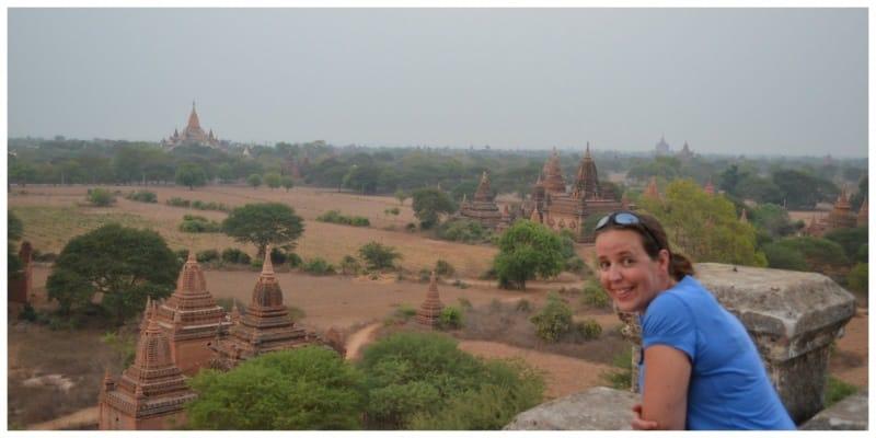 Waarom je de tempels in Bagan niet meer mag beklimmen + alternatieven