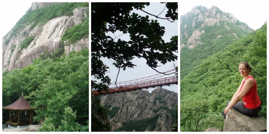 Mokpo Wolchulsan Zuid-Korea