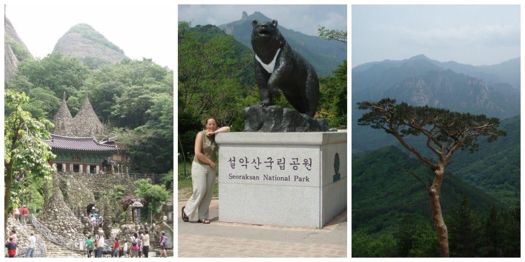 Hiken Zuid-Korea