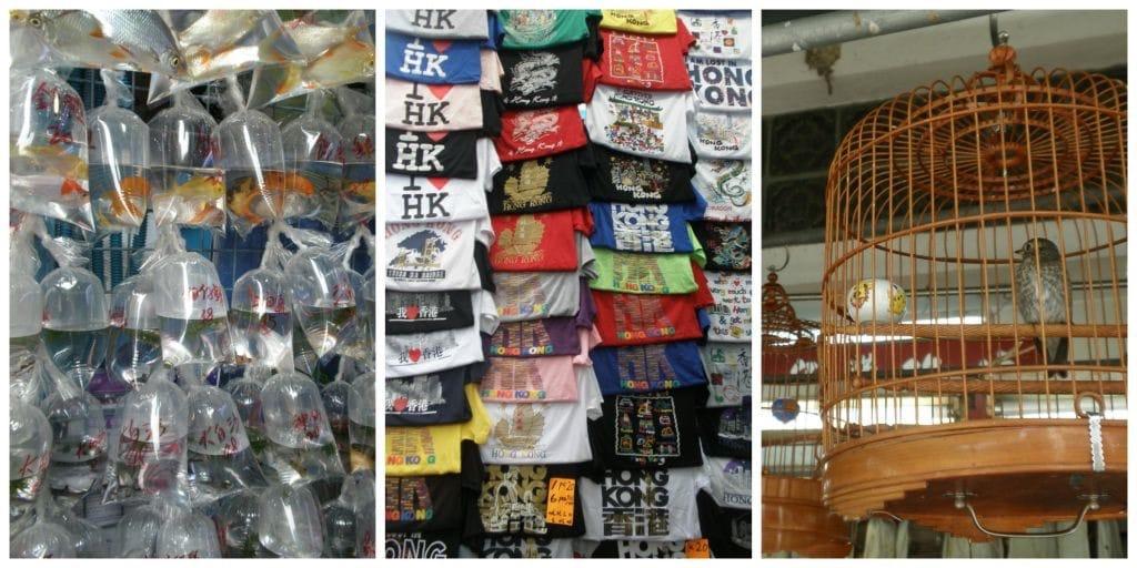 Hongkong Markten