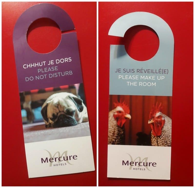 Hotel Mercure Blois Centre niet storen