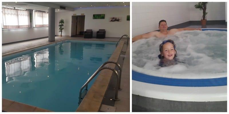 Hotel Mercure Blois Centre zwembad