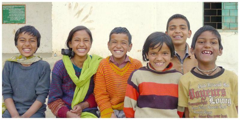 India met kinderen kids