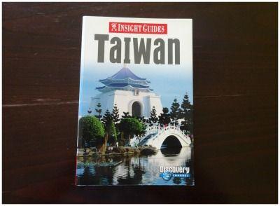 Boekenmarkt Insight Guides Taiwan