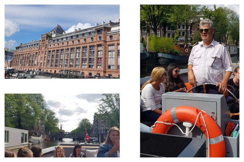 Juli 2019 rondvaart Amsterdam Zapper PR