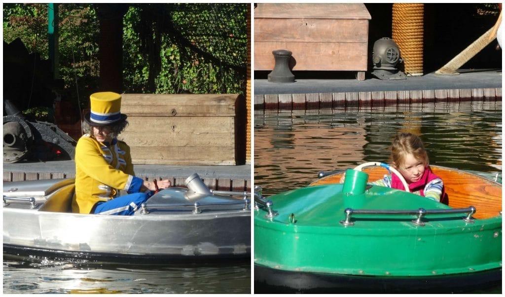 Julianatoren Motorbootjes