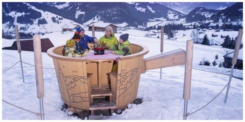 Kaasfondue Gstaad