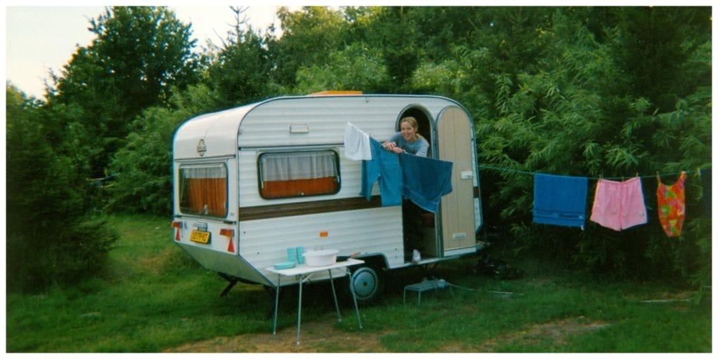 Camping de witte plas schijf