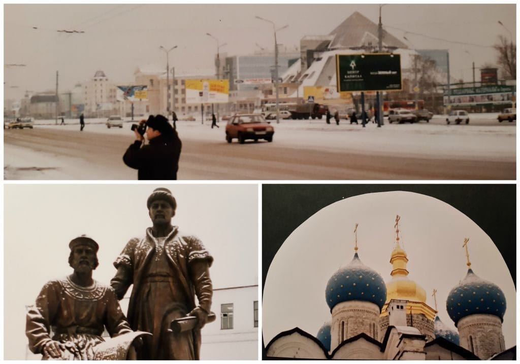 Kazan steets