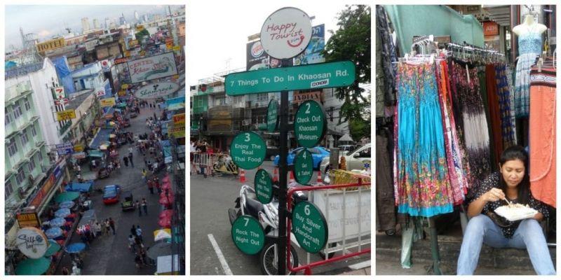 7 x doen op Khaosan road, de beroemdste straat in Bangkok