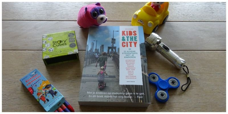 Kids & the city - 12 ultieme stedentrips met kinderen speelgoed