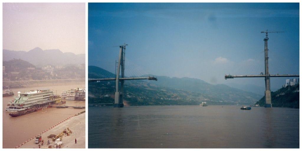 China bruggen
