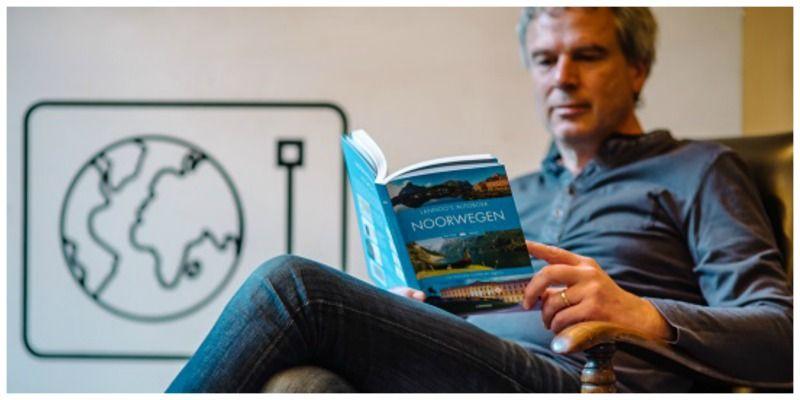 Boek | Lannoo's Autoboek voor je ultieme roadtrip