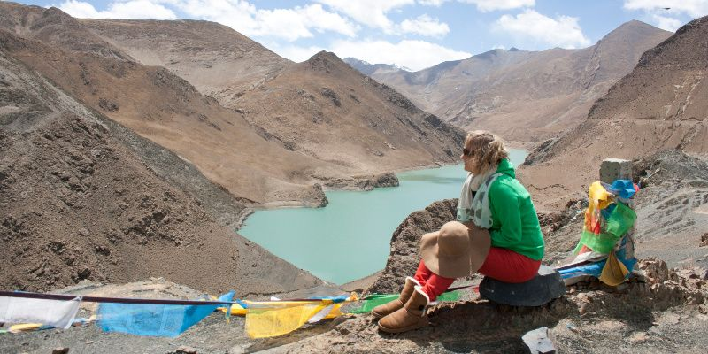 Tibet en haar inwoners hebben Bea voor goed betoverd