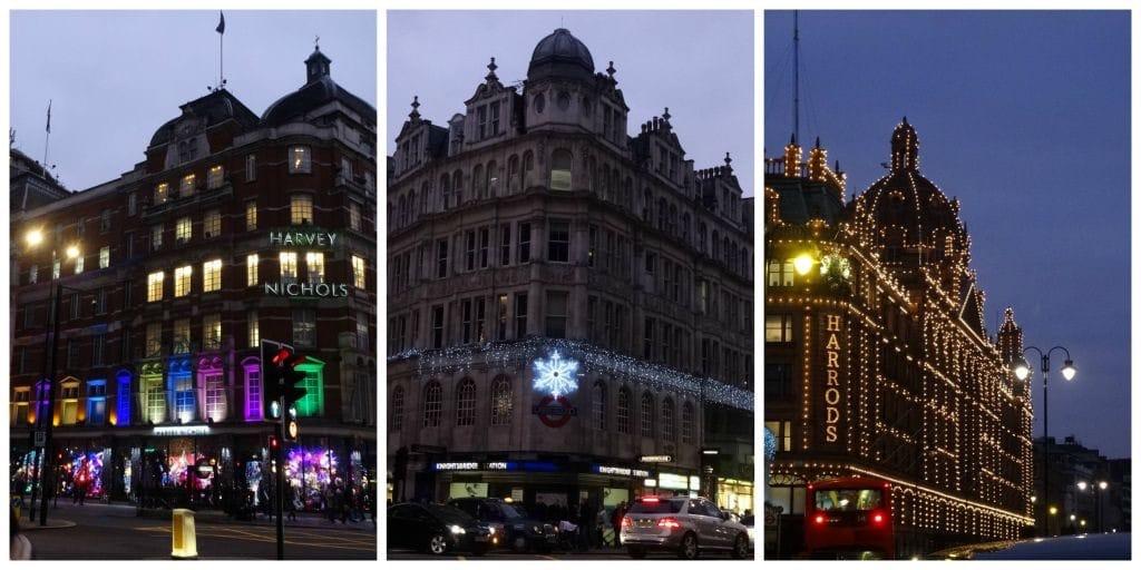 Londen Knightsbridge