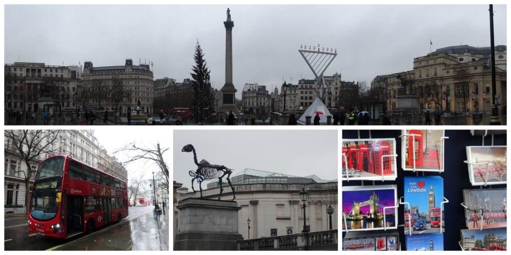 Londen Trafalgar Square
