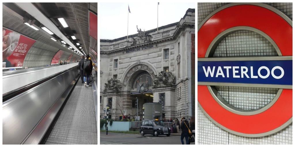 Londen Waterloo Station