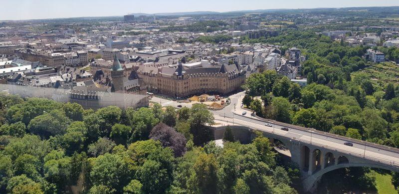 Luxemburg Benelux