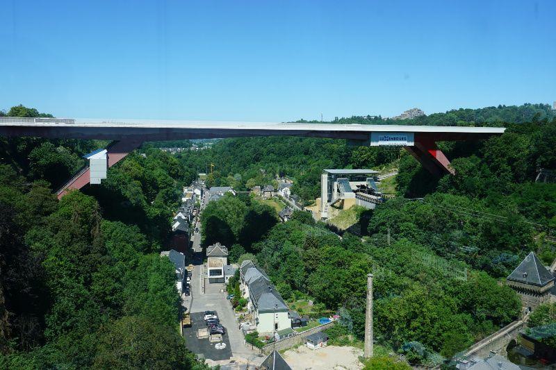 Luxemburg Luxemburg stad in 48 uur Pfaffenthal