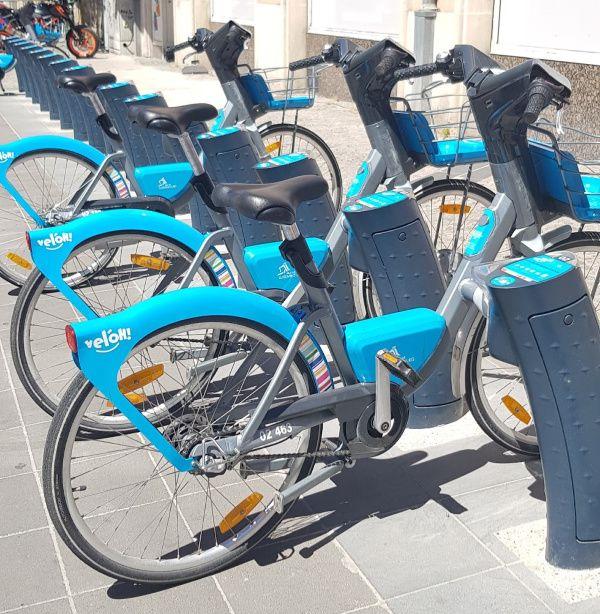 Luxemburg Luxemburg stad in 48 uur fietsen