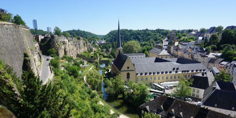 Luxemburg stad in 48 uur – Al het goede van de stad in twee etmalen